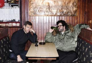 Micky Beisenherz & Oliver Polak