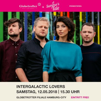 A SUMMER'S TALE WARM-UP BEI GLOBETROTTER