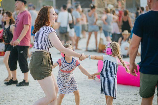 Mit Babysitter aufs A Summer's Tale? Kein Problem!